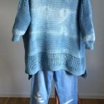 Överdimensionerad Kråka - tröja o jeans